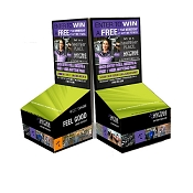 Anytime Fitness Contest Registration Box Set  - Shoulder Press