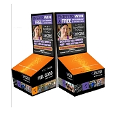 Anytime Fitness Contest Lead Box Set ( Close Up)