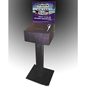 Floor Standing Ballot and Contest Box - Deluxe