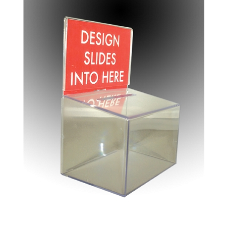 Donation Boxes Tip Jars Lead Box
