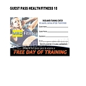 Guest Pass Health / Fitness 10