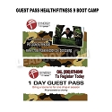 Guest Pass Health / Fitness 9