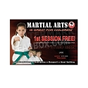 500 Martial Arts Postcard 2