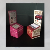 Lithograph Custom Boxes - Samples
