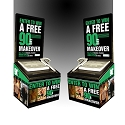 VISALUS BLACK BALLOT CONTEST BOX (PACKAGE of 4)