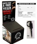 POWERHOUSE GYM Contest Box
