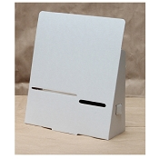 White Cardboard Suggestion  Box - Medium / White