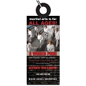 Door Hanger design martial arts 12 We will customize it for you