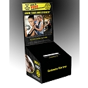 GGB3 - Pre-Designed Gold's Gym Cardboard Promo Box - BLANK BOTTOM FRONT(Customizable)
