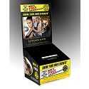 GGB3 - Pre-Designed Gold's Gym Cardboard Promo Box - Custom Bottom Front Decal Design 3