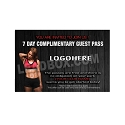 Guest Pass Health/Fitness 15