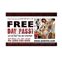 Guest Pass Health/Fitness 17