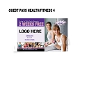 Guest Pass Health / Fitness 4