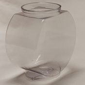 Plastic Fish Bowl for Contest Entries
