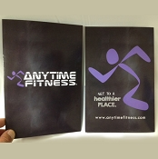 Anytime Fitness Presentation Folders (25 PACK)
