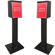 Floor Standing Donation  Box  - FREE SHIPPING