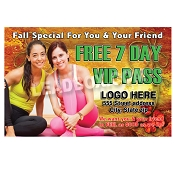 Guest Pass Health / Fitness Fall Special Promotion