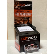 HOTWORX  Entry Box Marketing Kit - (Pack of 25 Box Kit)