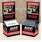 UFC Gym Cardboard Black Ballot Box Set