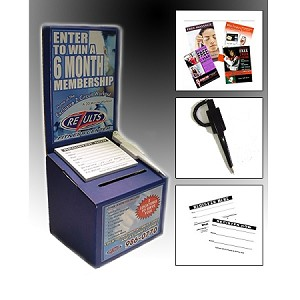 Everything you need to start your promo box program!