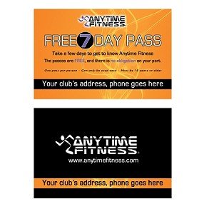 Anytime Guest Passes(REFILLS) Design 4