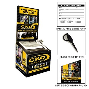 CKO_YEAR (Package of 25 Boxes, Pens, Entry Pads)
