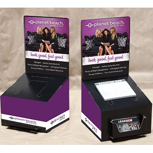 Planet Beach Marketing Entry Box Kit - (Pack of 20)