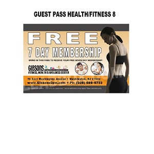 Guest Pass Health / Fitness 8