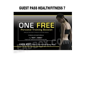 Guest Pass Health / Fitness 7