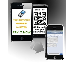 SMS Marketing - Mobile Leads $25 per month