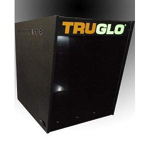 Custom TruGlo handgun display - Sample Only - Not For Sale